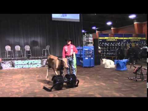 2014 NFR  Clay O'Brien Cooper  HeeloMatic