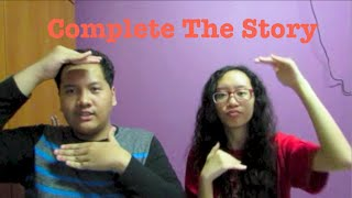 Waddup awesome people! Shazna and I decided to play a simple game! ...