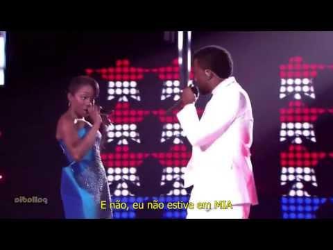 (Legendado) Estelle feat. Kanye West - American Boy
