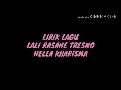Lirik lagu Lali Rasane Tresno - Nella Kharisma ft. Bayu G2B