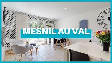 Maison 4 chambres avec jardin au Mesnil-Au-Val