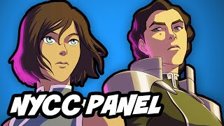 Legend Of Korra Season 4 NYCC 2014 Panel