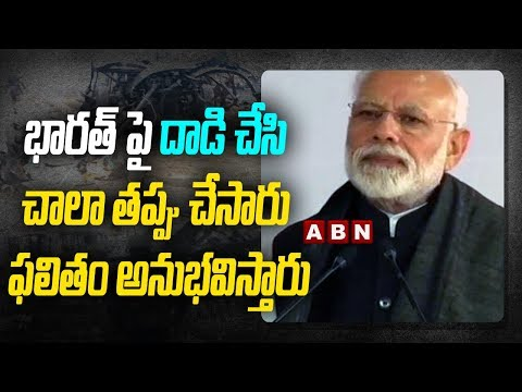 "PM Modi Over Pulwama Assault: ""They Have Made A Big Mistake, Will Pay Price"" 