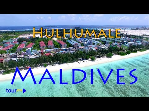 Hulhumale Tour - Maldives
