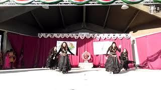 IndiaFest Milaukee 2017 JVT Girls Performance