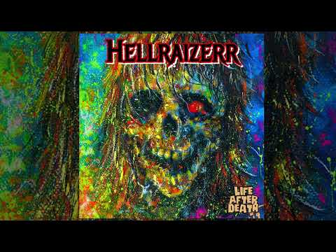 HELLRAIZERR 'Life After Death' [Thrash Metal] FULL ALBUM 2020