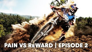 Foot and knee injuries in MTB. | Pain vs Reward E2