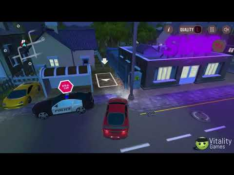 PARKING FURY 3D NIGHT THIEF - THE BIG RACE | SILENT DELIVERY |
