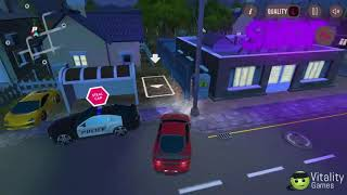 PARKING FURY 3D NIGHT THIEF - THE BIG RACE | SILENT DELIVERY
