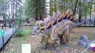 Ужасы в Парке Динозавров 3