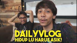 """PADA NGOBROL : """"Kalau hidup lu asik, ngeVLOG aja"""" With Luthfi Halimawan Mp3"""