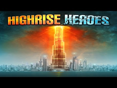 Highrise Heroes - (by Noodlecake Studios Inc) - iOS / Android - HD Gameplay Trailer