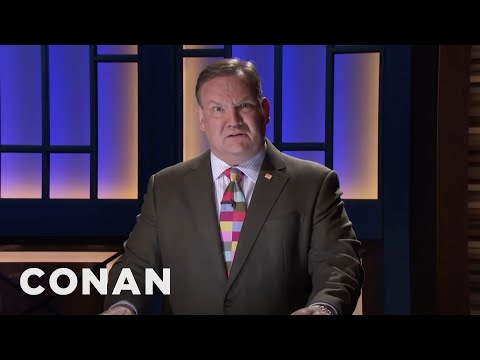 Conan vs. Andy Gets Out In Front of Scandal
