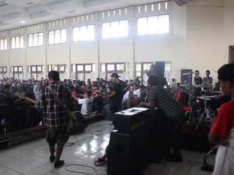 Melodic Morning - Intro + Sambutlah Harapan at Gedung Korpri Wonosob