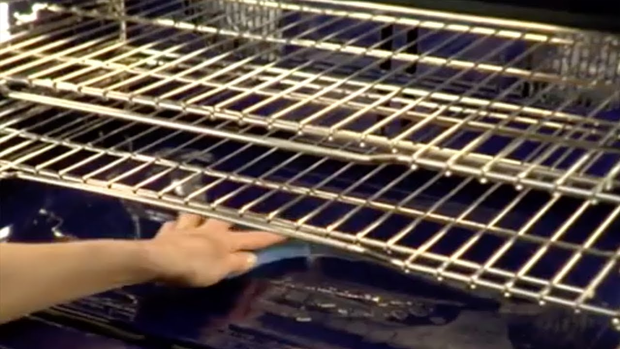 Dual Fuel And Built In Ovens Interior Cleaning Care