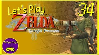 The Legend of Zelda: Twilight Princess HD [Part 34] - Like a Record, Baby