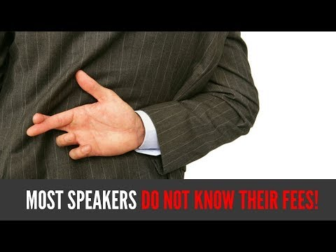 How to Make Really Big Money As a Professional Speaker