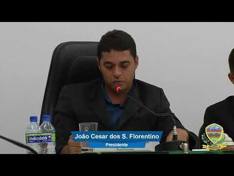 Sessão da Câmara Municipal de Nerópolis 09/03/2020