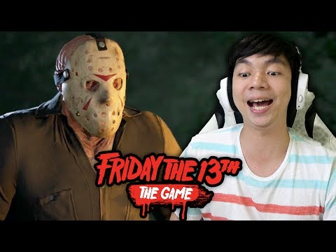 Jadi JASON!!! - Friday The 13th The Game - Indonesia