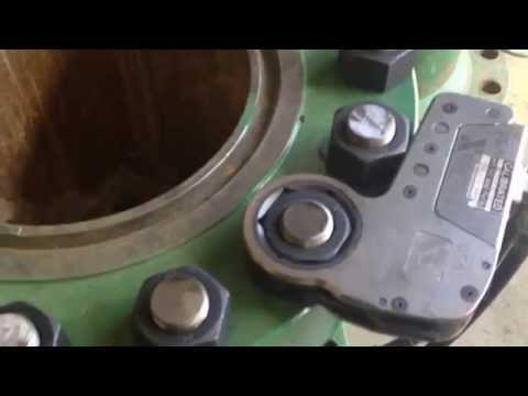 Hydraulic Bolting