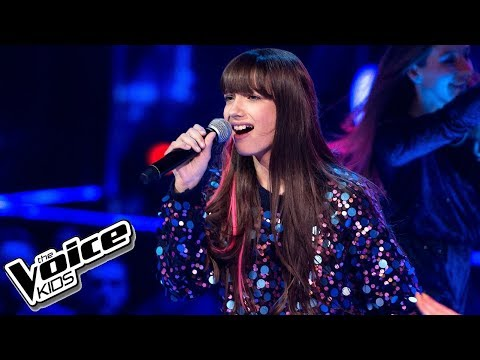 "Wiktoria Gabor - ""Who You Are"" - Finał - The Voice Kids Poland 2"