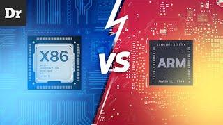Apple M1: ARM vs x86: ОБЪЯСНЯЕМ