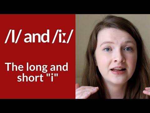 "SHIP vs SHEEP? Long and Short ""i"" Vowels"