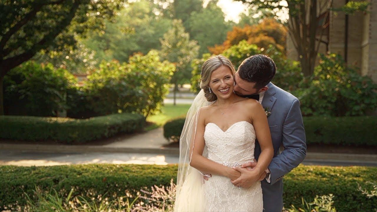 Fasig Tipton Wedding   Lexington Ky Wedding   College Sweethearts