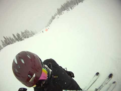 Skiing Mt  Bachelor 03 30 2014 002