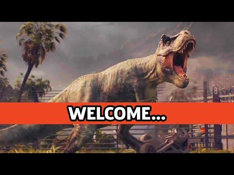 Jurassic World Evolution - Announcement Trailer