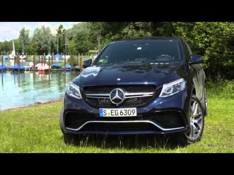 Mercedes Amg Gle 63s Coup 233 Youtube
