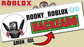 *AMON_40L* I HACKMy ROBLOX ACCOUNT!!! 😭
