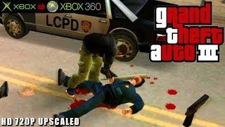 Grand Theft Auto 3 - Gameplay Xbox HD 720P (Xbox to Xbox 360)
