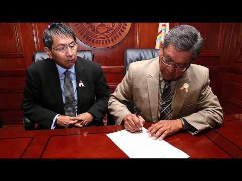 Navajo Nation Executive Branch Update No  3