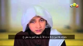 murottal al qur an surat al a la   qori idris al hasyimi