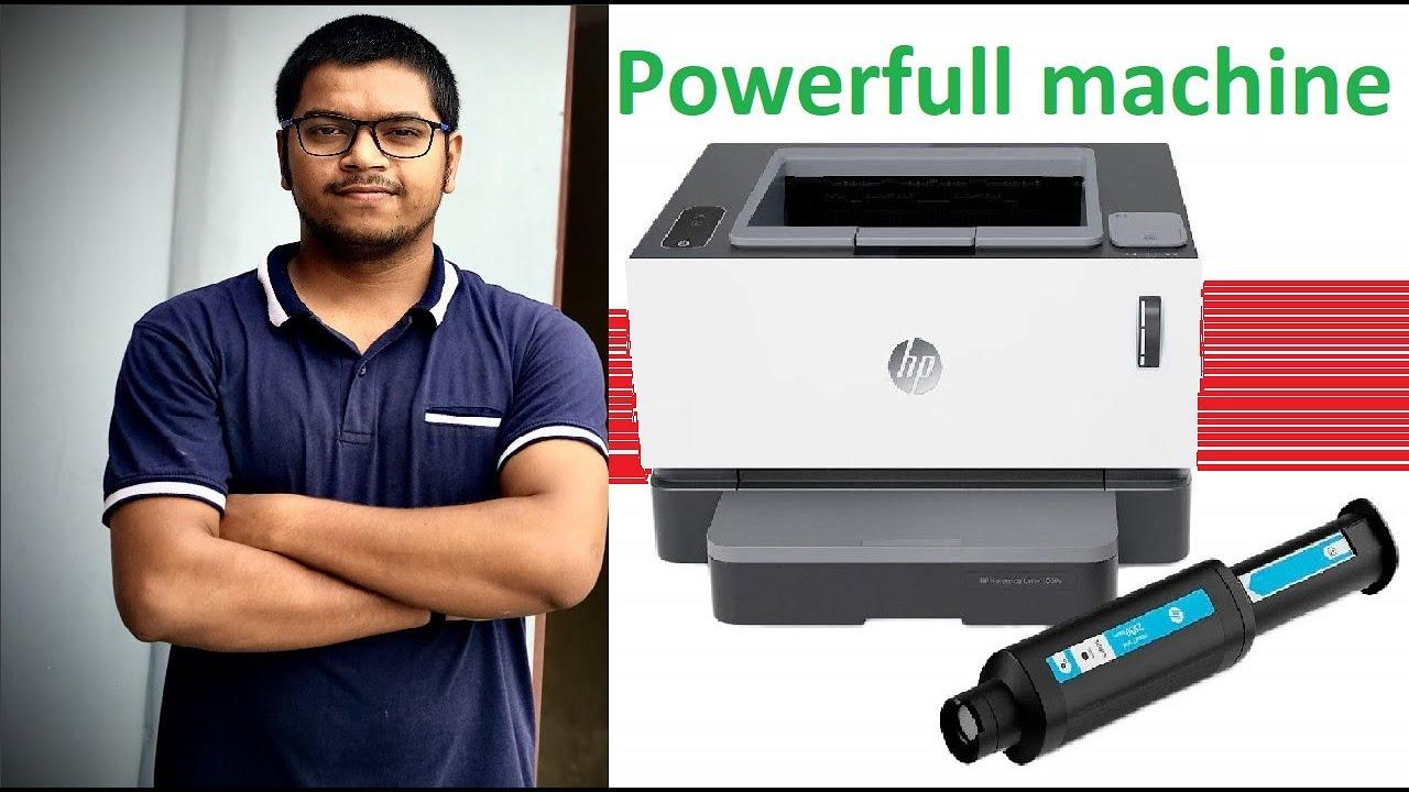 HP Neverstop Laser 1200W inceleme (Sürpriz Sonlu)