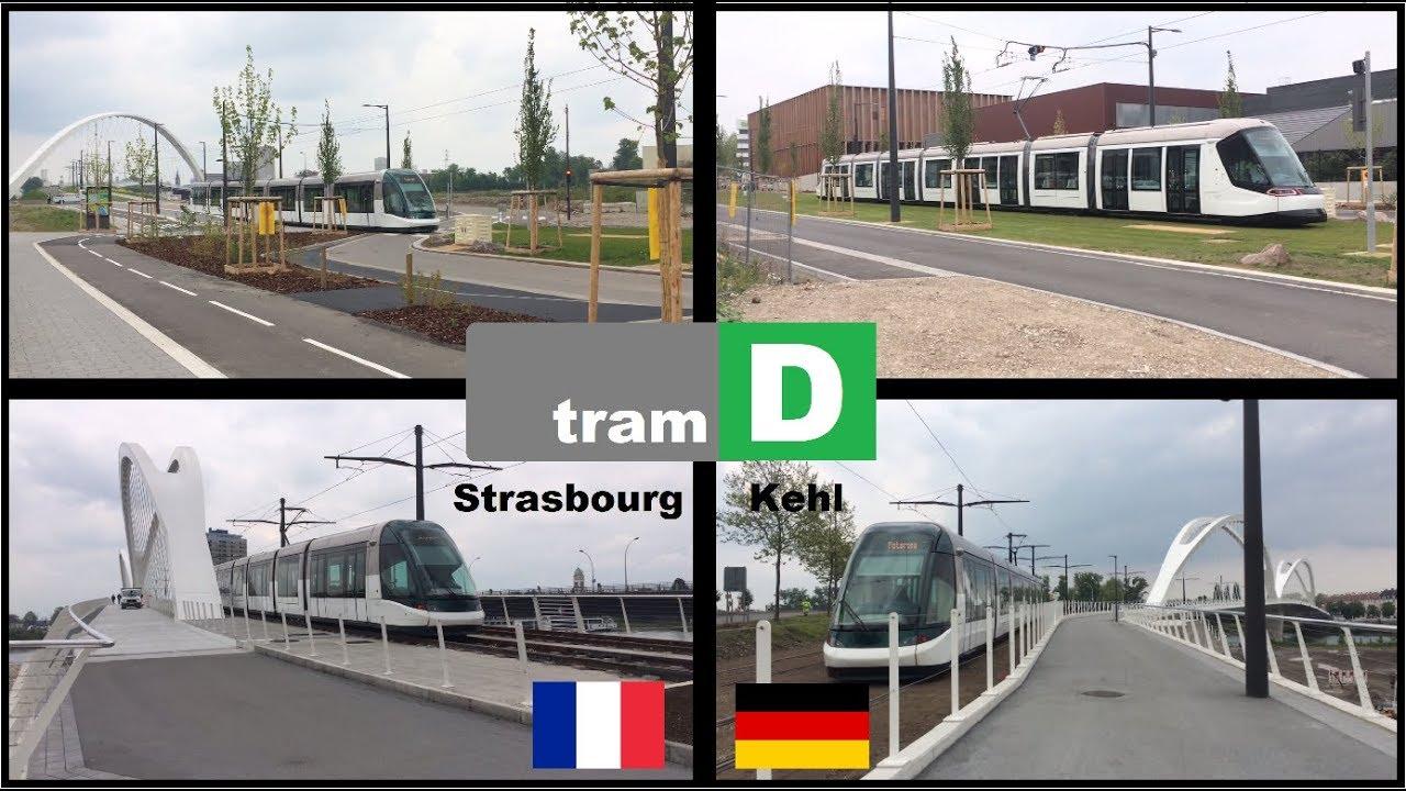 Kehl Strasbourg Tram
