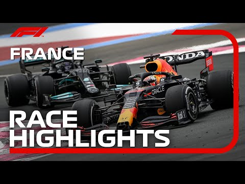 Race Highlights | 2021 French Grand Prix
