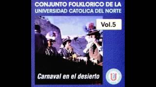 Conjunto folclorico de la Universidad del Norte - Carnaval en el desierto (1983)