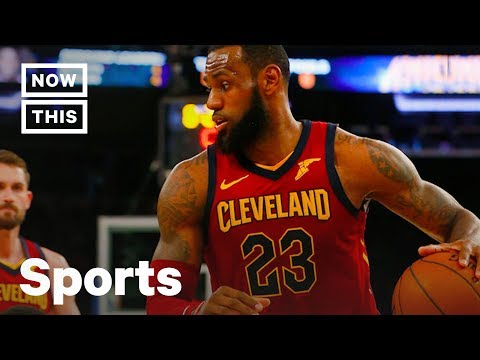 LeBron James is the Best Basketball Player Ever – Here's Why | Op-Ed | NowThis