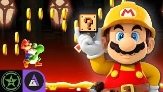 Let's Play - Mario Maker with Game Attack
