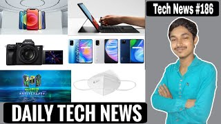 Tech News #186 - iPhone 12 Series, Sony a7s III Launch, Realme Q2 5G Series, Xiaomi Mask, COD Update
