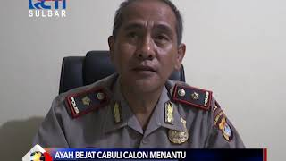 Ayah Bejat Cabuli Calon Menantu | Seputar iNews Sulbar | 21-08-2018