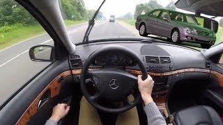 2005 Mercedes-Benz W211 E220CDI POV 1.1