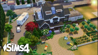 The Sims 4 - Touring my Rags 2 Riches Home!