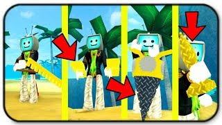 Update! New Shovels! The Rake Double Scoops Drill And Nuke - Roblox Treasure Hunt Simulator