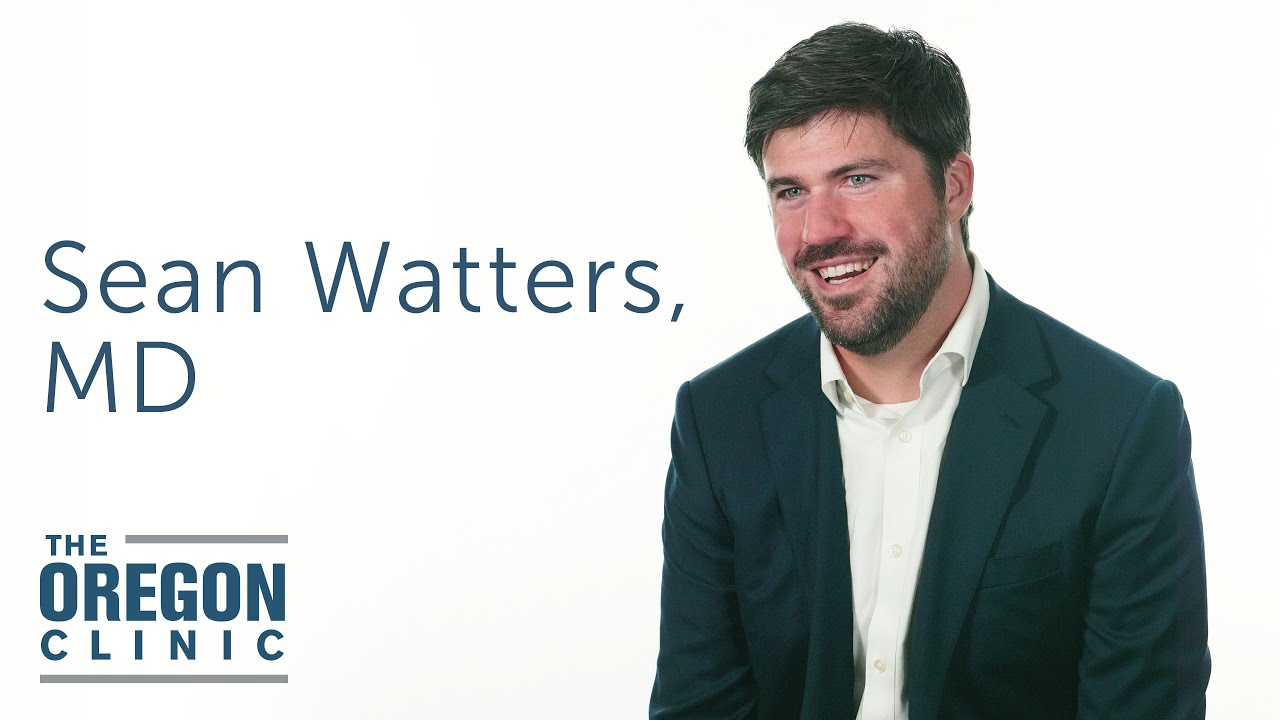 Dr. Sean Watters, MD — General Surgery #Generalsurgery