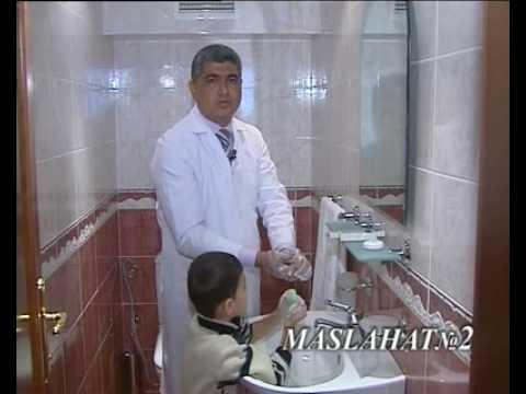 Turkmenistan Flu Prevention Tips