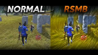 COMO FAZER RSMB ESTILO DE PC | TUTORIAL RSMB EFFECT + MBL COLORING ( ANDROID )