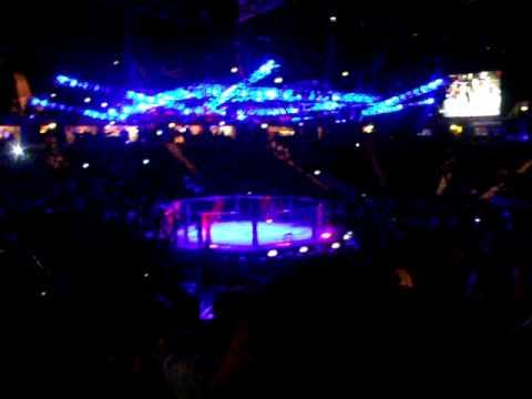 Carlos Eduardo Rocha entrance UFC 122